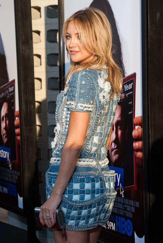Kate Hudson in Balmain