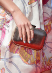 AnnaSophia Robb's Jimmy Choo clutch and David Yurman ring