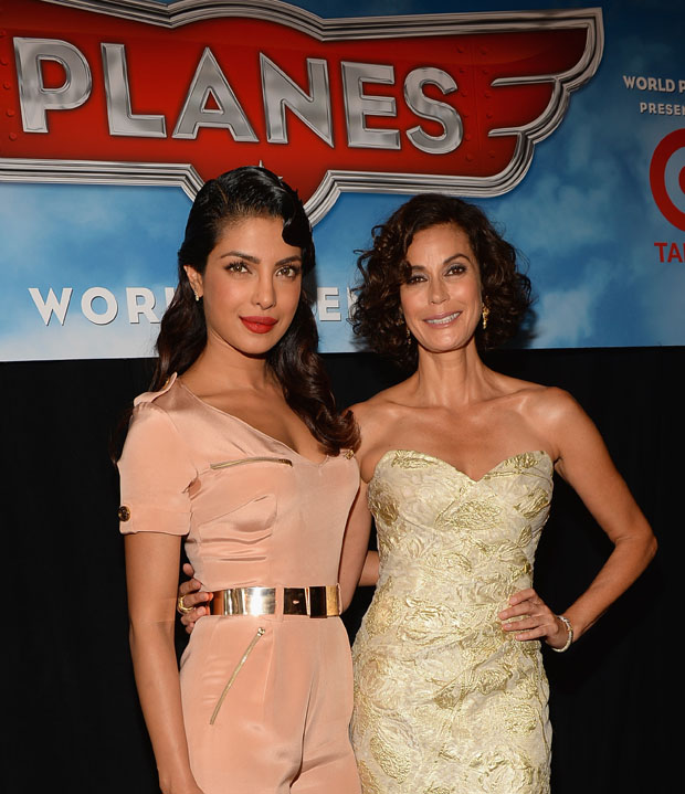 Priyanka Chopra in Maya Crispin  and Teri Hatcher in Chagoury