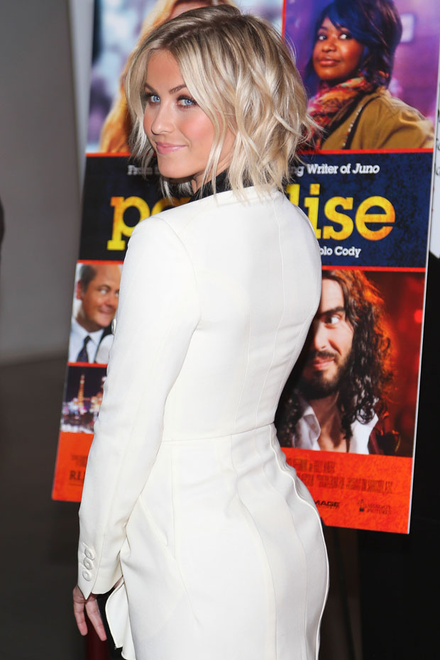 Julianne Hough in Moschino