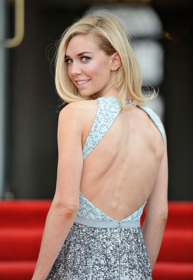 Vanessa Kirby in Matthew Williamson