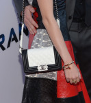 Miley Cyrus' Chanel bag
