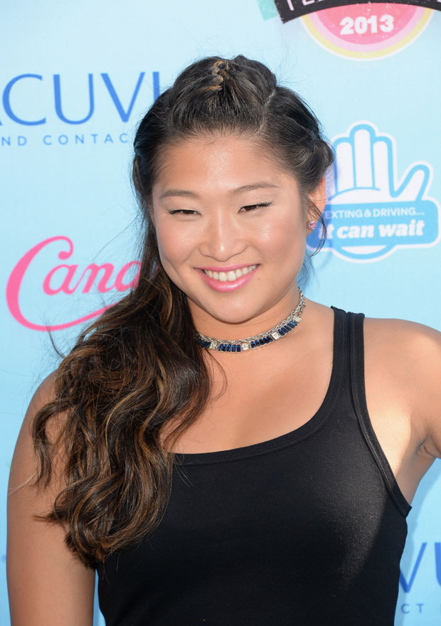 Jenna Ushkowitz in Georgine