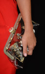 Julianne Hough's Jenny Packham clutch