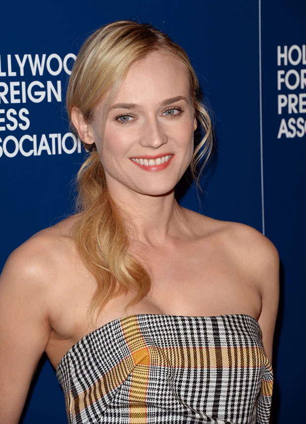 Diane Kruger in Carven