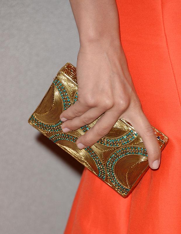 Julianne Hough's clutch