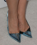 Christa B. Allen's Dior shoes