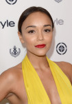Ashley Madekwe in Diane von Furstenberg