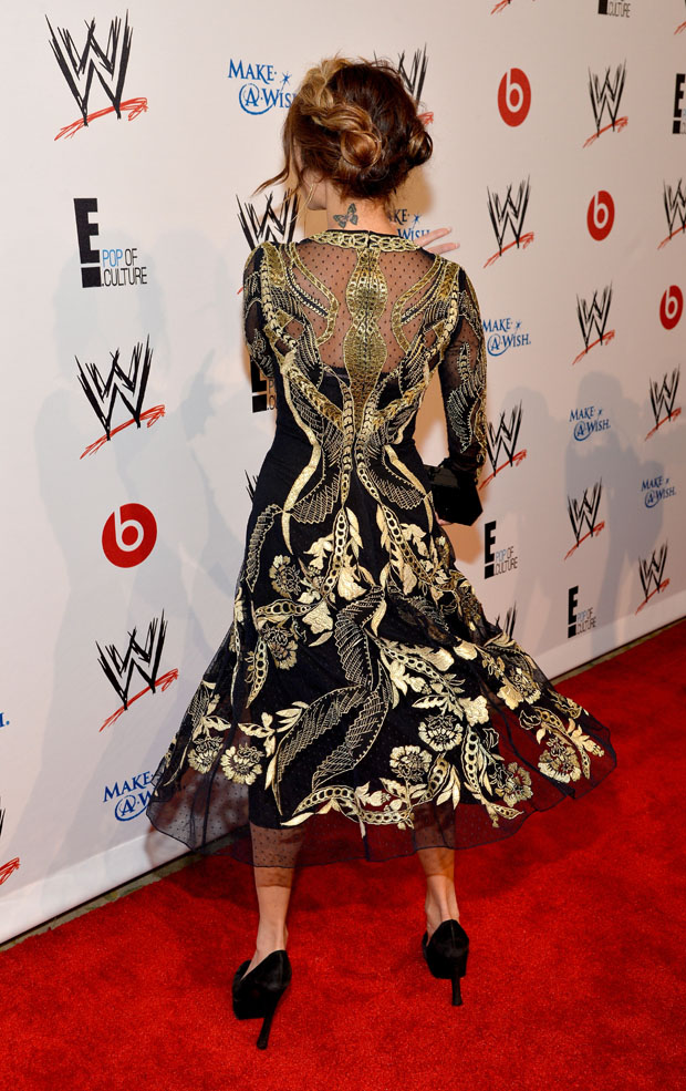 Vanessa Hudgens in Temperley London