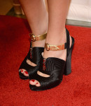 Bella Thorne's Prada sandals