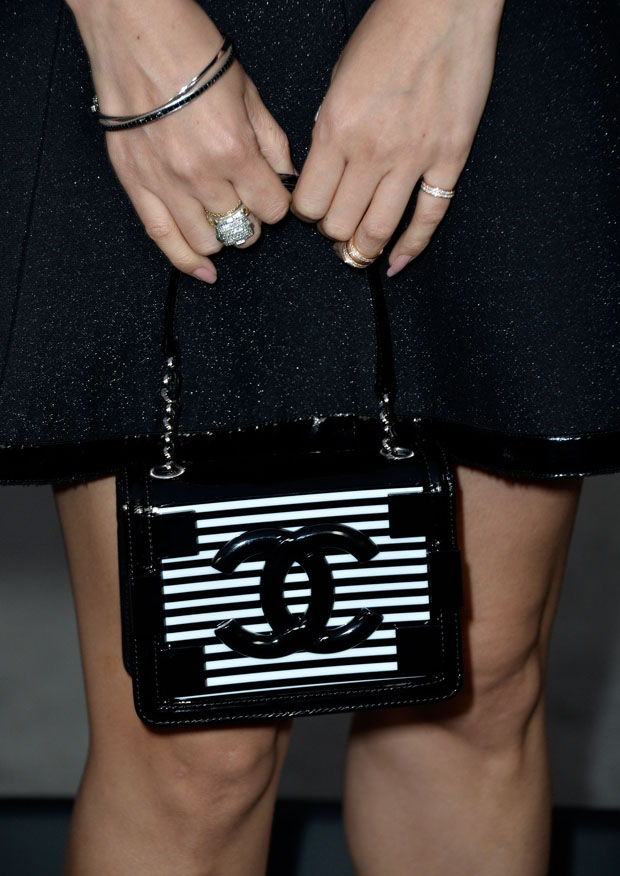 Zhang Ziyi's Chanel bag