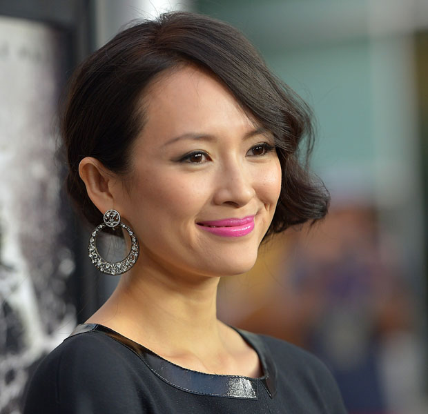 Zhang Ziyi in Chanel