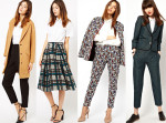 ASOS Autumn 2013 Power Players Collection