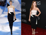 Ahna O'Reilly In Christian Dior - 'Jobs' LA Screening