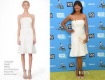 Aisha Tyler In Tadashi Shoji - 2013 Do Something Awards
