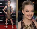 Amanda Seyfried In Gucci - 'Lovelace' LA Premiere