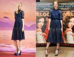 Amanda Seyfried In Gucci - 'Lovelace' London Screening