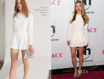 Amanda Seyfried In Stella McCartney - 'Lovelace' Las Vegas Premiere