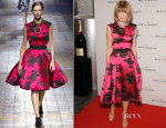 Anna Wintour In Lanvin - Moet & Chandon's 270th Anniversary Party