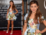 Ariana Grande In Kenley Collins - 2013 MTV Video Music Awards #VMAs