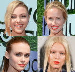 Beauty Trend Spotting: Orange Lips at the Young Hollywood Awards