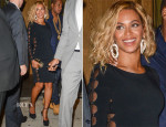Beyonce Knowles In Tom Ford - VMAs After-Party