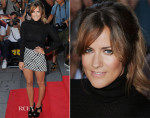 Caroline Flack In M Missoni & ASOS - X Factor Press Launch