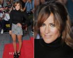 Caroline Flack In M Missoni & ASOS - X Factor Press Launch