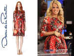 Carrie Underwood's Oscar de la Renta Dress