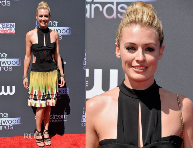 Cat Deeley - 2013 Young Hollywood Awards