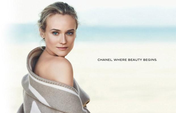 Chanel Diane Kruger