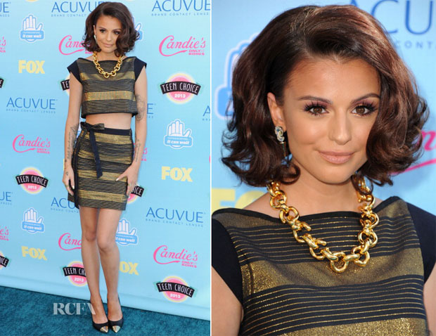 Cher Lloyd In The Hellers - 2013 Teen Choice Awards
