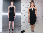 Christa B. Allen In Robert Rodriguez - InStyle Summer Soiree