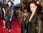 Coco Rocha In Fausto Puglisi - 2013 MTV Video Music Awards #VMAs