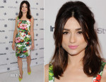 Crystal Reed In Dolce & Gabbana - InStyle Summer Soiree