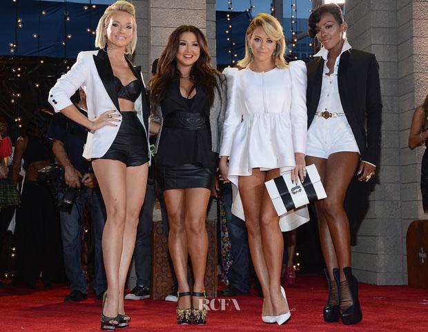 2013 MTV Video Music Awards - Red Carpet
