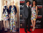 Deepika Padukone In Erdem - HT Brunch Night With Chennai Express