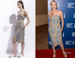 Diane Kruger In Carven - Hollywood Foreign Press Association's 2013 Installation Luncheon