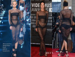 Erin Wasson In Alexandre Vauthier Couture - 2013 MTV Video Music Awards #VMAs