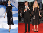 Eva Riccobono In Christian Dior - 'Tracks' Venice Film Festival Premiere