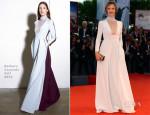 Francesca Cavallin In Barbara Casasola - 'Tracks' Venice Film Festival Premiere