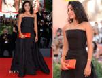 Golshifteh Farahani In Pascal Millet - Venice Film Festival Opening Ceremony & 'Gravity' Premiere