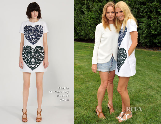 Gwyneth Paltrow and Stella McCartney Host an English Garden Party for Goop