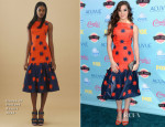 Hailee Steinfeld In House of Holland - 2013 Teen Choice Awards