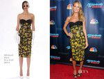 Heidi Klum In Michael Kors - 'America's Got Talent' Season 8 Red Carpet Event