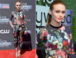 Holland Roden In Ted Baker - 2013 Young Hollywood Awards