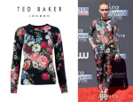 Holland Roden's Ted Baker Oil Painting Print Jumper