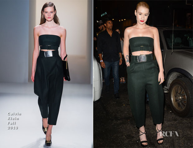 Iggy Azalea In Calvin Klein - Roc Nation VMAs After-Party