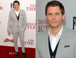 James Marsden In Saint Laurent - 'The Butler' LA Premiere