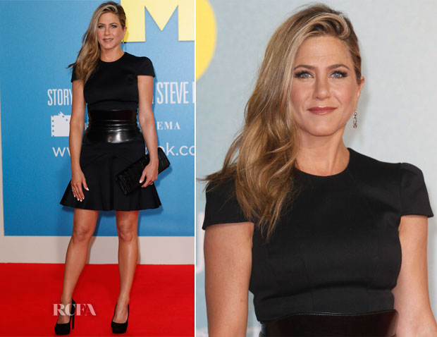 Jennifer Aniston In Alexander McQueen - 'We Are The Millers' Berlin Premiere